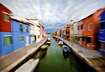 Canale a Burano