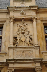 Hôtel d Escoville à Caen en Normandie