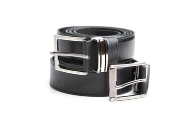 Two man's black belts