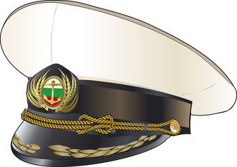 communism military navy cap