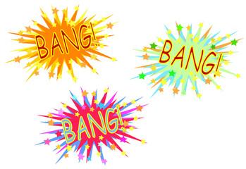 Comic - Bang