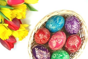 Wielkanocna dekoracja