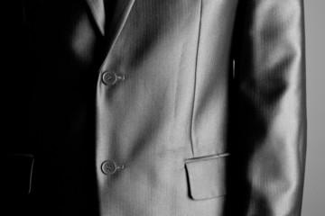 Fotobehang - Expensive business suit