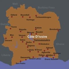 Elfenbeinküste / Côte d'Ivoire