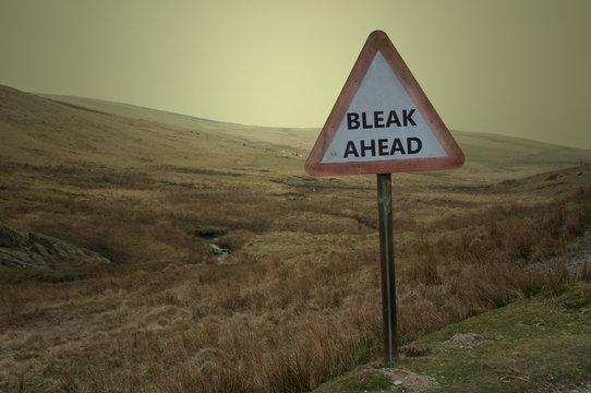 Bleak times ahead