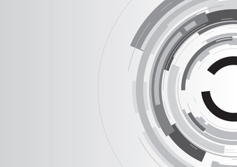 abstract circle background