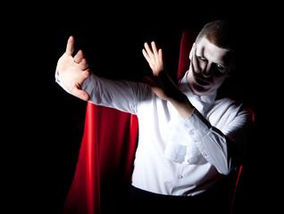 male vampire defense light