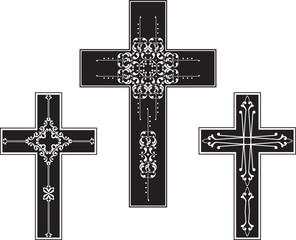 Christian Cross Set