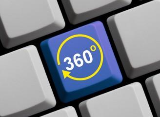 360 Grad - Rundum Ansicht online
