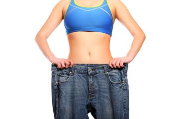Healthy diet effects