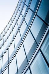 fasada szkło