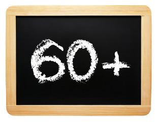 60 plus - Konzept Ruhestand - freigestellt