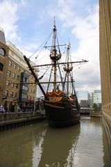 The Golden Hindle