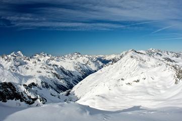 Евротип - 2011. Зельден. Альпы