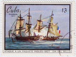 Cuba shows Attack Paquete Ingles
