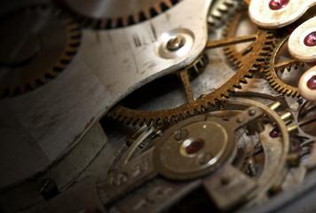 clock gear old
