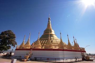 Golden Shwedagon Pagoda