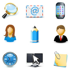 Web icons 4 | Bella series