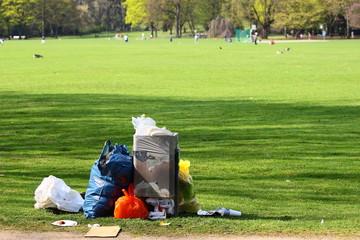 Abfall Verschmutzung © Matthias Buehner