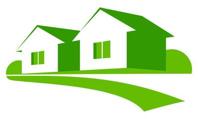 Real estate concept illustration