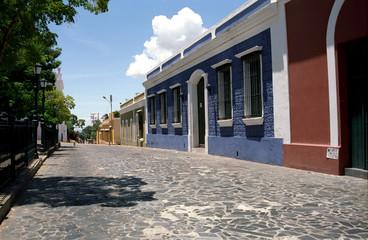 Old town, Ciudad Bolivar, Venezuela