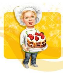 Поздравление женщине повару на день рождения