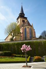 Kirche Lauterbourg