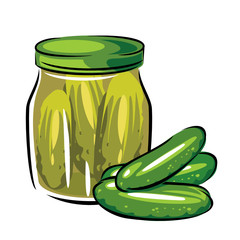 сanned pickles