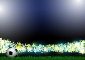 soccer/football stadium