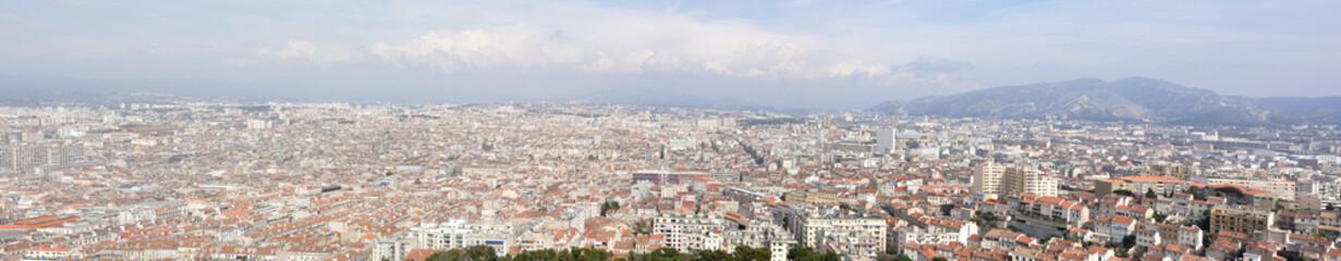 vue sur Marseille, 4