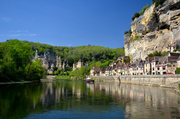 Dordogne et la Roque Gageac