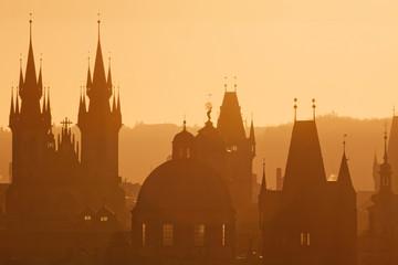 Poster Prague czech republic, prague