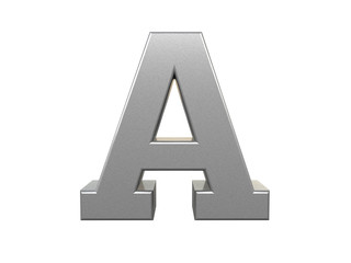 Letter Character Letter 3D