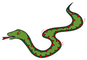 Snake - Schlange
