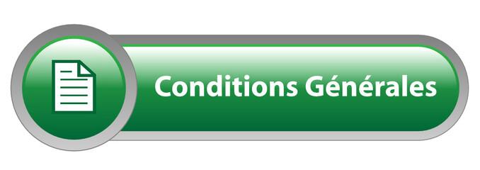 Bouton Web CONDITIONS GENERALES (utilisation vente légal termes)