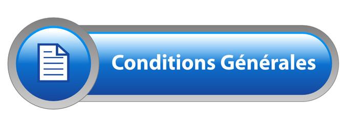 Bouton Web CONDITIONS GENERALES (utilisation vente termes légal)