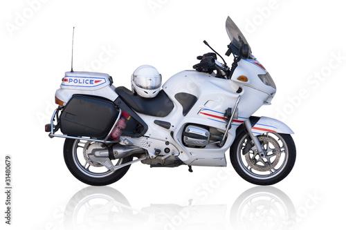 moto de police photo libre de droits sur la banque d 39 images image 31480679. Black Bedroom Furniture Sets. Home Design Ideas