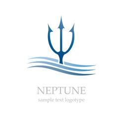 Logo Neptune # Vector