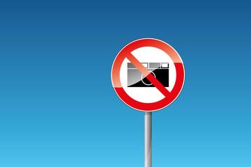 Verbot Fotografieren verboten