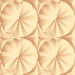Wood carving. Vector illustration. Seamless.
