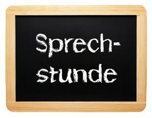Sprechstunde - Konzept Kommunikation