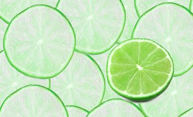 Limes composition