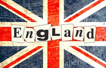Photos illustrations et vid os de drapeau anglais - Drapeau rouge avec drapeau anglais ...
