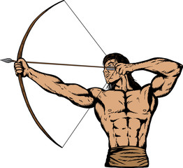 Apache archer