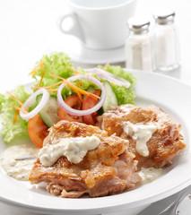 chicken veloute