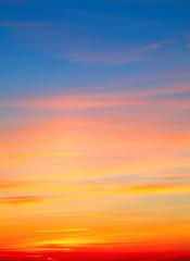 Fototapete - Sky Background