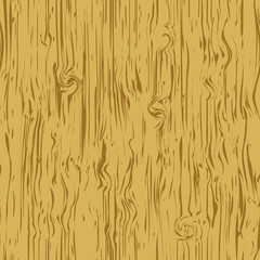 Seamless vector wood pattern