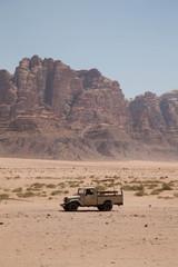 Wüstensafari in Wadi Rum