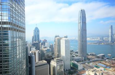 Foto op Canvas Hong-Kong Hong Kong