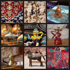 Kunsthandwerk aus Jordanien